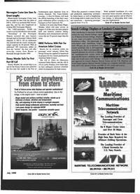 Maritime Reporter Magazine, page 25,  Jul 1999