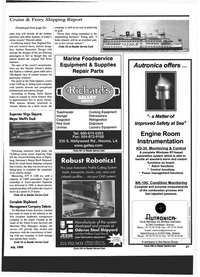 Maritime Reporter Magazine, page 27,  Jul 1999