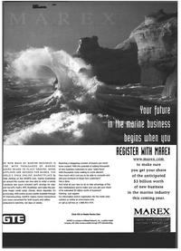 Maritime Reporter Magazine, page 1,  Jul 1999