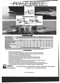 Maritime Reporter Magazine, page 32,  Jul 1999 IPROP ULSION SYSTEMS INC