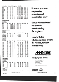 Maritime Reporter Magazine, page 35,  Jul 1999 F-17700 France