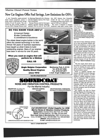 Maritime Reporter Magazine, page 36,  Jul 1999 Bjorn Kvaulsund