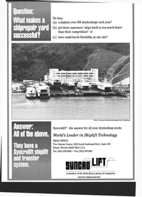 Maritime Reporter Magazine, page 39,  Jul 1999 Hong Kong Shipyards Ltd.