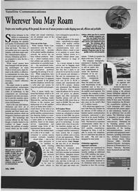 Maritime Reporter Magazine, page 41,  Jul 1999 Qiaogen Shan