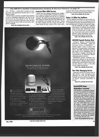 Maritime Reporter Magazine, page 43,  Jul 1999 LAN
