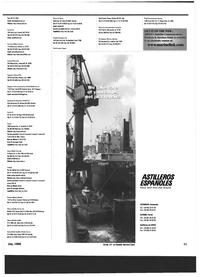 Maritime Reporter Magazine, page 51,  Jul 1999 Indiana