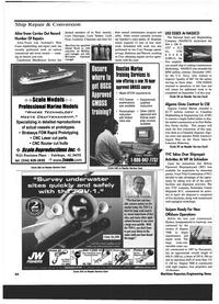 Maritime Reporter Magazine, page 58,  Jul 1999