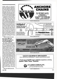 Maritime Reporter Magazine, page 61,  Jul 1999 G.J. Wortelboer Jr.
