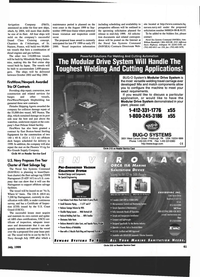 Maritime Reporter Magazine, page 63,  Jul 1999 FirstWave/Newpark Awarded Trio of Contracts Providing
