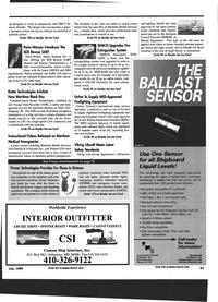 Maritime Reporter Magazine, page 65,  Jul 1999