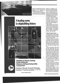 Maritime Reporter Magazine, page 72,  Jul 1999 Turkish navy
