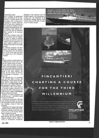 Maritime Reporter Magazine, page 73,  Jul 1999 Carlo Repetti