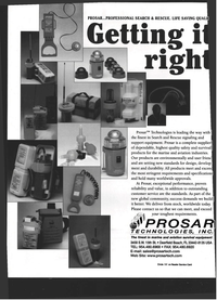Maritime Reporter Magazine, page 78,  Jul 1999 Prosar