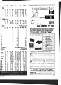 Maritime Reporter Magazine, page 83,  Jul 1999