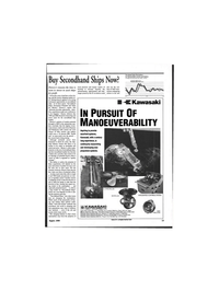 Maritime Reporter Magazine, page 13,  Aug 1999 propulsion systems
