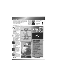 Maritime Reporter Magazine, page 43,  Aug 1999 preparation technology