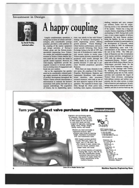 Maritime Reporter Magazine, page 8,  Sep 1999