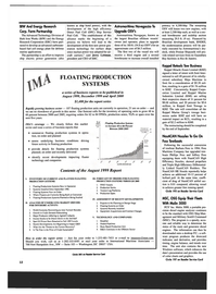 Maritime Reporter Magazine, page 12,  Sep 1999 recent developments impacting floater technology