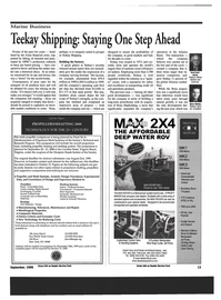 Maritime Reporter Magazine, page 13,  Sep 1999 Virginia