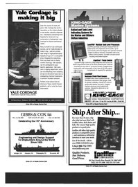 Maritime Reporter Magazine, page 23,  Sep 1999