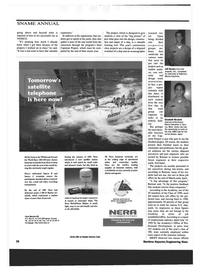 Maritime Reporter Magazine, page 28,  Sep 1999