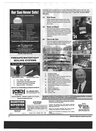 Maritime Reporter Magazine, page 2,  Sep 1999