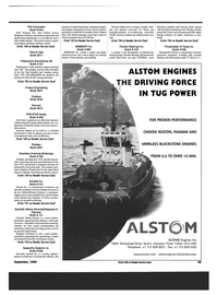 Maritime Reporter Magazine, page 47,  Sep 1999 RTM STAR CENTER