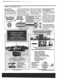Maritime Reporter Magazine, page 64,  Sep 1999