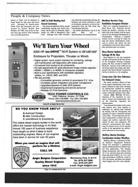 Maritime Reporter Magazine, page 66,  Sep 1999 Oregon