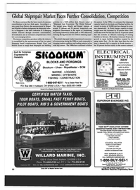 Maritime Reporter Magazine, page 70,  Sep 1999