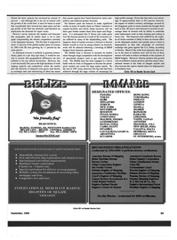 Maritime Reporter Magazine, page 71,  Sep 1999 American Bureau of Shipping Belize Maritime Bureau Bureau Veritas China Corporation Register Det Norske Veritas