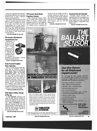 Maritime Reporter Magazine, page 83,  Sep 1999