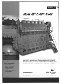 Maritime Reporter Magazine, page 7,  Sep 1999 propulsion machinery