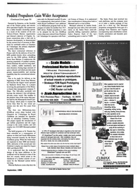 Maritime Reporter Magazine, page 95,  Sep 1999 Oregon