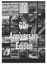 Maritime Reporter Magazine Cover Oct 1999 -