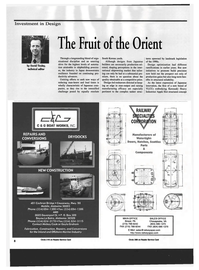 Maritime Reporter Magazine, page 8,  Oct 1999 David Tinsley