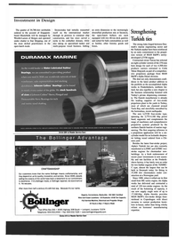 Maritime Reporter Magazine, page 12,  Oct 1999