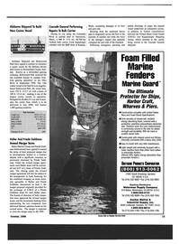 Maritime Reporter Magazine, page 15,  Oct 1999
