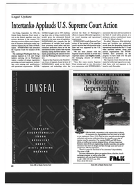 Maritime Reporter Magazine, page 20,  Oct 1999 federal appellate court