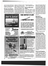 Maritime Reporter Magazine, page 28,  Oct 1999