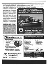 Maritime Reporter Magazine, page 37,  Oct 1999