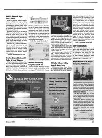 Maritime Reporter Magazine, page 39,  Oct 1999 Florida