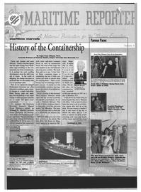Maritime Reporter Magazine, page 41,  Oct 1999