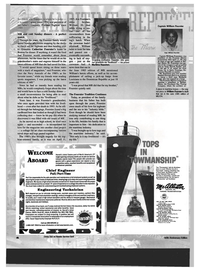 Maritime Reporter Magazine, page 44,  Oct 1999