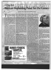 Maritime Reporter Magazine, page 46,  Oct 1999