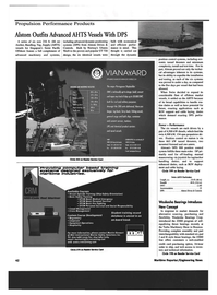 Maritime Reporter Magazine, page 54,  Oct 1999 position control systems