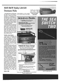 Maritime Reporter Magazine, page 55,  Oct 1999 New Jersey