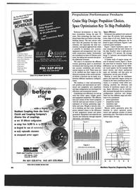 Maritime Reporter Magazine, page 56,  Oct 1999