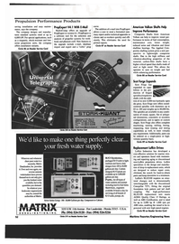 Maritime Reporter Magazine, page 64,  Oct 1999 water systems