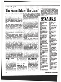 Maritime Reporter Magazine, page 66,  Oct 1999 cellular telephone